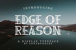Edge Of Reason Product Image 1