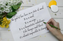 Valentinoa | A Romantic Calligraphy Font Product Image 4