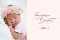 Pink Bottom Romantic font Product Image 9