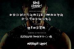 Black Gladiator Product Image 7