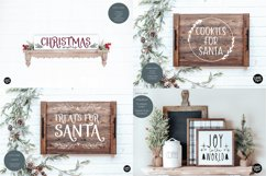 Farmhouse Christmas Dingbats Product Image 5