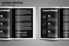 Minimal Proposal Template Product Image 3