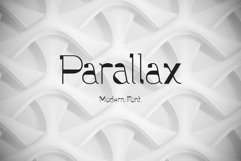 Parallax font and graphics Product Image 1