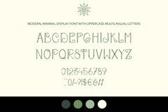 Heather - uppercase font Product Image 2