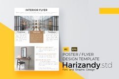 Building interior flyer dsign Product Image 2
