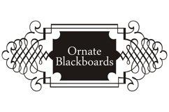 Ornate Blackboards pack Product Image 1