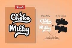 Choko Milky // Fun and Bold Fonts Product Image 2