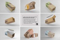 Long Top Tuck Auto Bottom Box Packaging Mockup Product Image 6