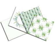 Watercolor Botanical Digital Paper Product Image 4