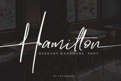 Hamilton - Elegant Signature Product Image 1