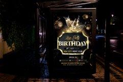 Birthday Flyer Product Image 2