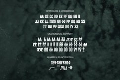 MALLATRUCH Font Product Image 4