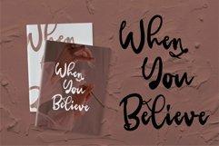 Web Font Sloriya - Brush & Beauty Font Product Image 5