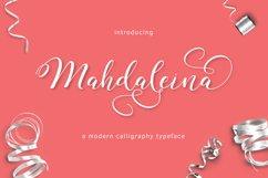 Mahdaleina Typeface Product Image 1