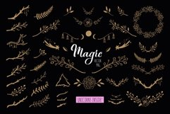 Botanical magic flower decor collection Product Image 1