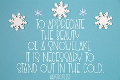 Web Font Stay Warm - A Quirky Hand-Lettered Font Product Image 3
