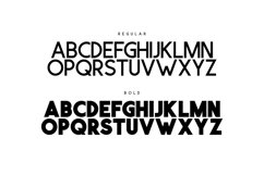 Visage Typeface Product Image 2