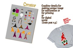 Build-a-Gnome for Halloween Bundle - create your own Gnome Product Image 4