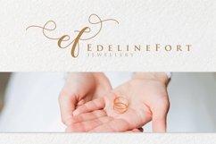 Zelifa - Lovely Font Product Image 4