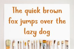 Pinkei Brush - Handwritten Brush Font Product Image 3