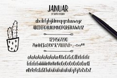 Bold, fun handwritten font - Januar Product Image 6