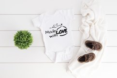 Baby SVG Bundle, Baby Onesie Funny Quote SVG cut files Product Image 3