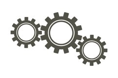 Gear icon Product Image 1