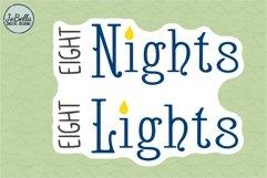 Hanukkah Stickers Bundle of 20 Product Image 4