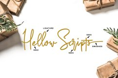 Salute Riches - Handwritten Font Product Image 5