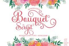 Bouquet Script Product Image 1
