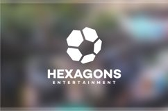 Hexagons Logo Product Image 3