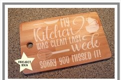 Kitchen Cutting Board Mock Up Mockup Product Image 2