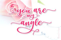 Lovely Yollandy - Script Font Product Image 3
