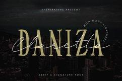 Daniza Claretta Product Image 1