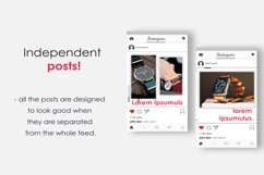 Instagram Puzzle Feed Template for Dropshipping #2 Product Image 3