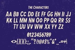 Web Font Old Press Two Styles Product Image 2