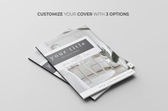 Workbook Template for Canva   eBook   Lead Magnet   Linen Product Image 3