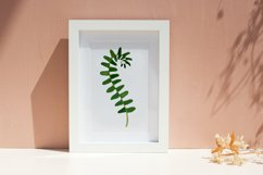 Watercolor Tropical Leaves Clipart, Palm Trees, Jungle Product Image 3