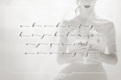 Web Font White Wedding Product Image 5