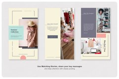 PRICILLE Instagram Pack | Canva, PSD Product Image 3