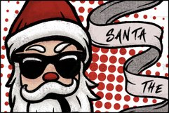 Be Naughty - Save Santa the Trip Christmas Sublimation ver.2 Product Image 2