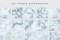 Aquamarine Marble Backgrounds Product Image 2