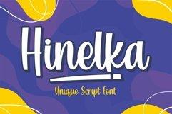 Hinelka - Unique Script Product Image 1
