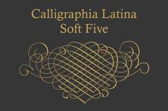Calligraphia Latina Soft Five Product Image 1