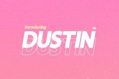 Dustin Font Family Product Image 1