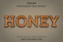 Honey Editable Photoshop Text Style Effect Product Image 1