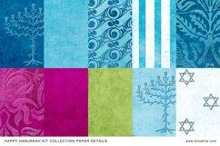 Happy Hanukkah Digital Scrapbooking Collection Product Image 2