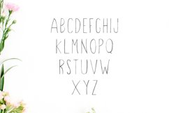 Hacca Handwritten Sans Serif Font Product Image 5