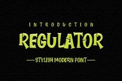 Regulator Product Image 1