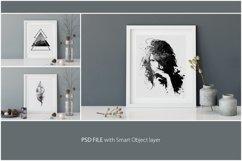 Frames Mockup 8x10 - PACK Product Image 3